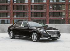 Mercedes-Maybach<br>S class<br>W 222