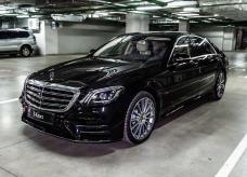 Mercedes-Benz<br> S class<br> W 222 restyling
