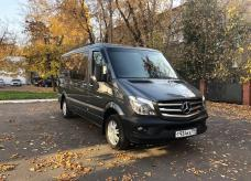 Mercedes-Benz<br> Sprinter